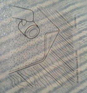 Кулун, Пластиковый коврик ИКЕА