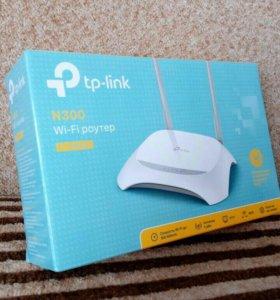 Wi-fi роутер Tp-link TL-840N Новый