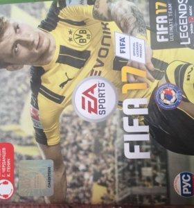 FIFA17 и FIFA 15 Вместе