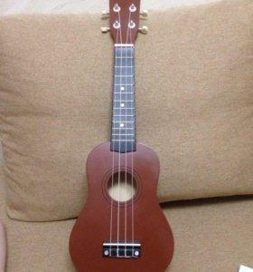 Укулеле Сопрано, Гавайская гитара