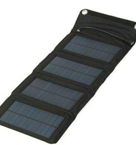 Солнечная батарея с USB