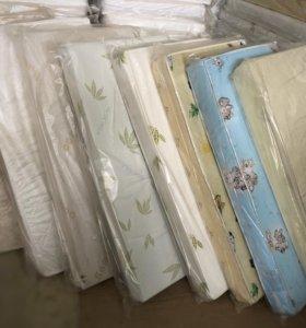 Матрасы для детских кроваток от производителя