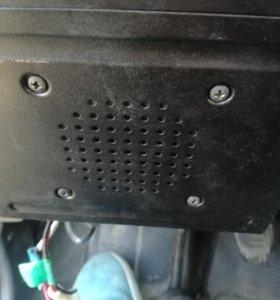 Рация для дальнобойщиков с антеной