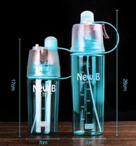 Новая бутылка для воды