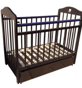 Детские кроватки «Сердце» от производителя