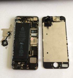 iPhone 5S донор, на запчасти