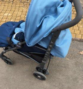 Прогулочная коляска трость Chicco Lite Way
