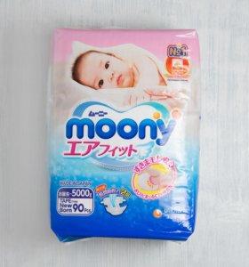 подгузники moony для новорожденных до 5 кг