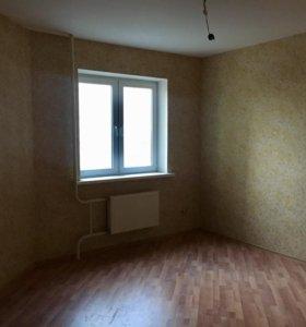 Квартира, 3 комнаты, 91.3 м²