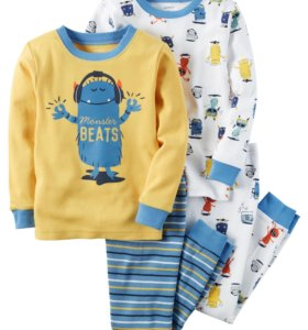 Пижамки Carter's (США)