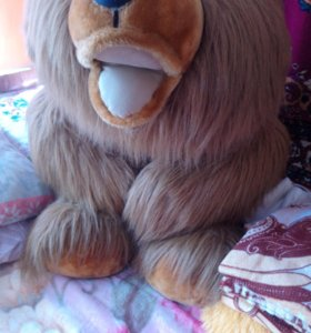 Медведь Гризли Игрушка