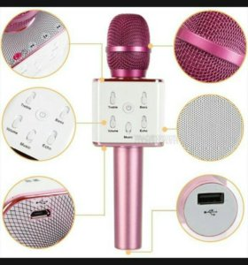 Караоке-микрофон