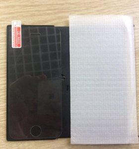 Защитные стекла для IPhone 5,5S,5SE