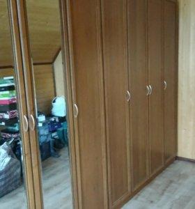 Шкафы бельевые