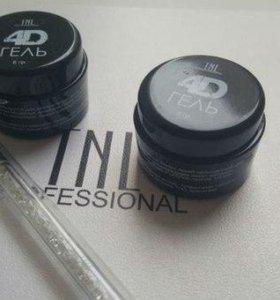 TNL, 4D Гель для дизайна ногтей, 8 мл