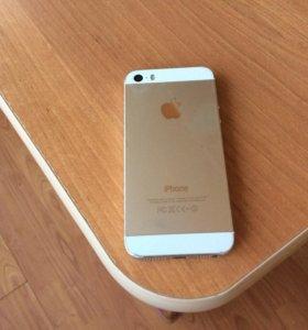 iPhone 5s 16 gb GOLD С Р О Ч Н О
