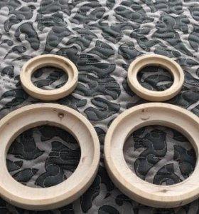 Проставочные кольца под акустику