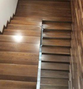 Изготовление и монтаж лестницы любой сложности.