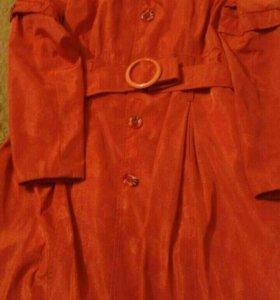 Плащ-500, куртка-800, детская куртка-500, зонт-200