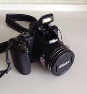 Фотоаппарат Nikon coolpix P520