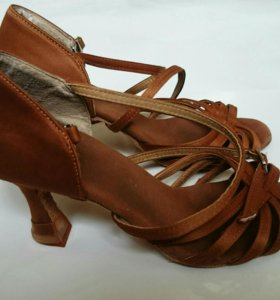 Туфли для латина