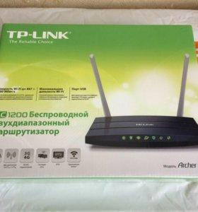 WiFi роутер TP-Link Archer C50