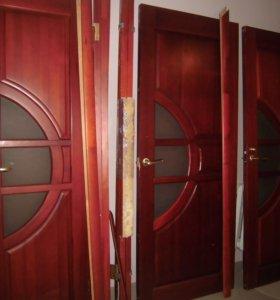 Двери 3 шт. в комплекте