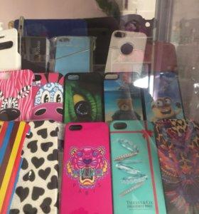 Чехлы iPhone, iPad, Samsung