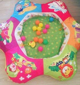 Детский игровой бассейн