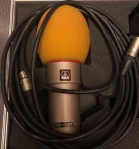 Микрофон Akg solidtube