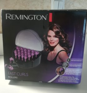 Термобигуди Remington