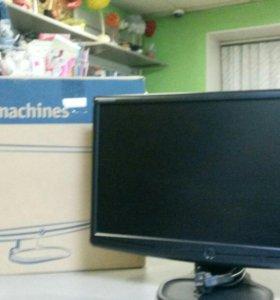 Монитор eMachines E190HQV