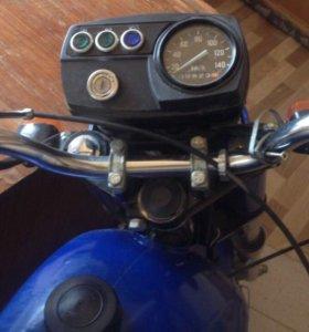 Мотоцикл Минк (Пионер)
