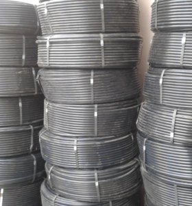 Трубы ПНД для капельного полива от 16-75 диаметра