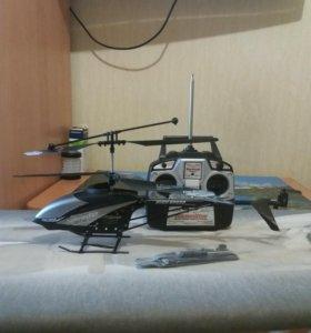 Вертолёт+подарок