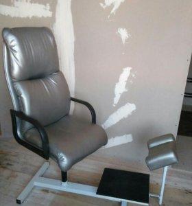 Педикюрное кресло+стул