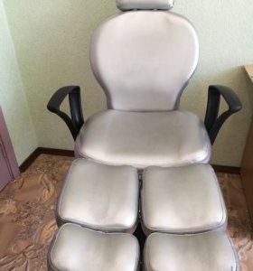 Педикюрное кресло ванна для ног  в подарок