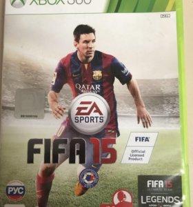 FIFA 15 для Xbox 360