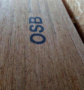 Плиты OSB-3
