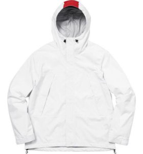 supreme taped seam jacket
