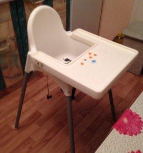 Стул- стол для кормления