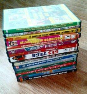 DVD Индийское кино