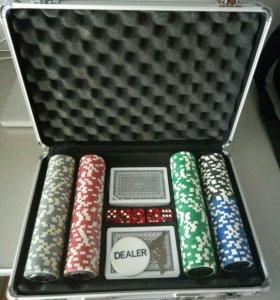 Покер. Настольная игра.