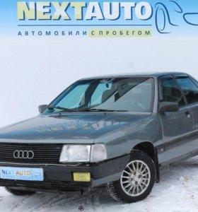 Audi 100, 1988