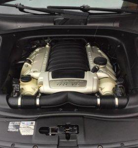 Двигатель Porsche Cayenne 4.5 Turbo