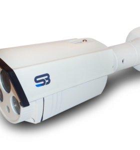 Уличная IP видеокамера (IPC)