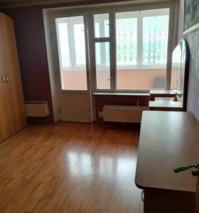 Квартира, 1 комната, 37.2 м²
