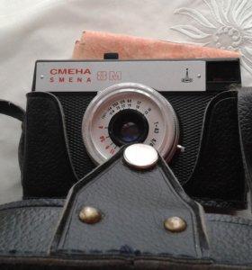 Фотоаппарат Смена 8  Ломо