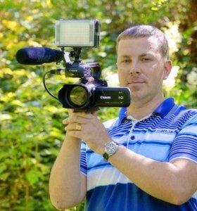 Фото и видеосъемка