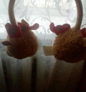 Наушники-олени